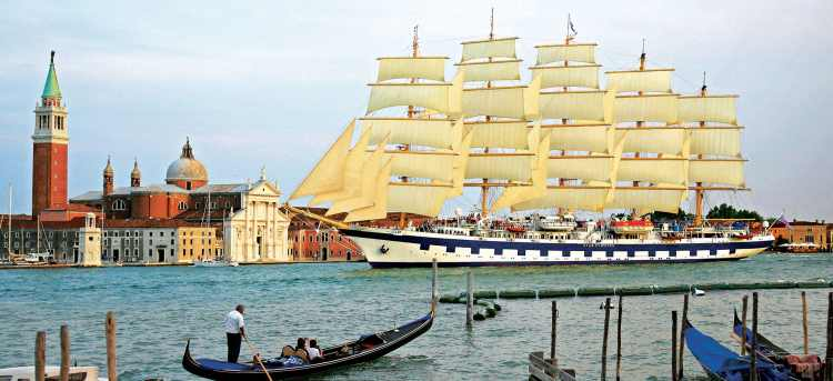 royal clipper ship | mediterranean | Tall Ship Cruises on the Royal Clipper