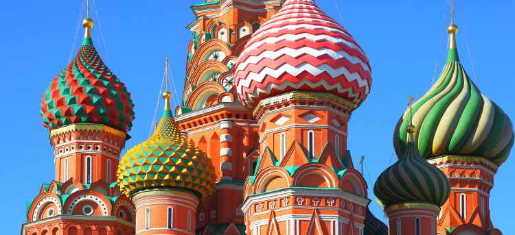 St Basil's Cathedral | Moscow | Riviera Travel | Escorted Tour