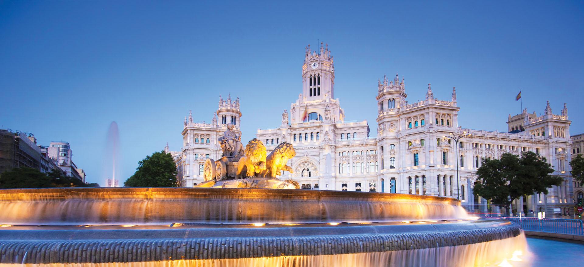 Madrid Salamanca Toledo Riviera Travel