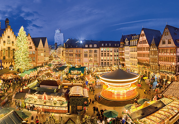 Enchanting Rhine & Yuletide Markets