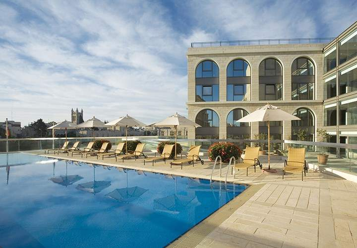 Hotel Grand Court Jerusalem