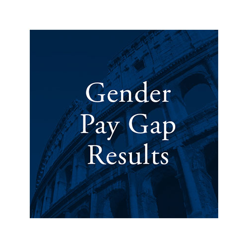 Gender  Pay Gap Results square tile