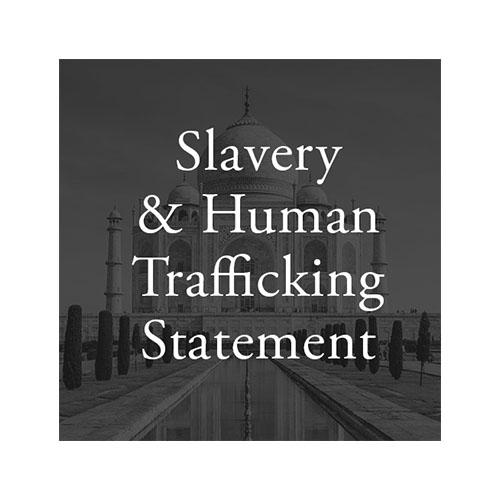 Slavery and Human Trafficking square tile