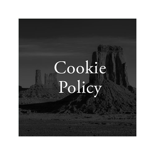Cookie Policy square tile