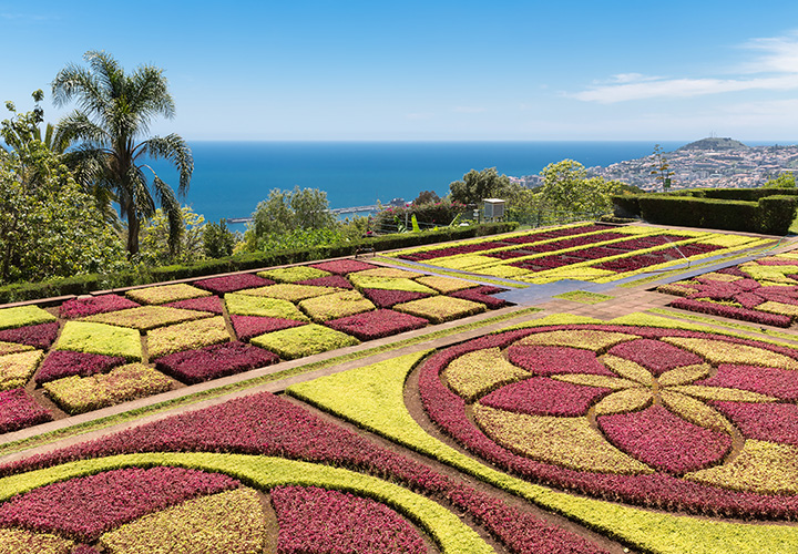 Madeira, the Pearl of the Atlantic