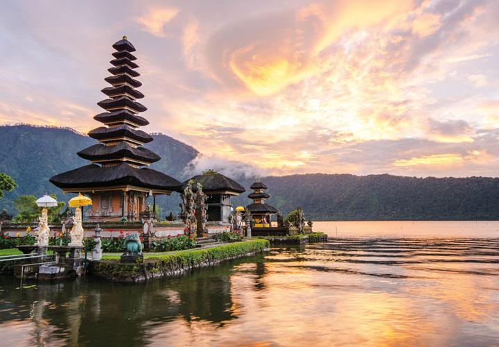 Bali & the Dragons of Komodo