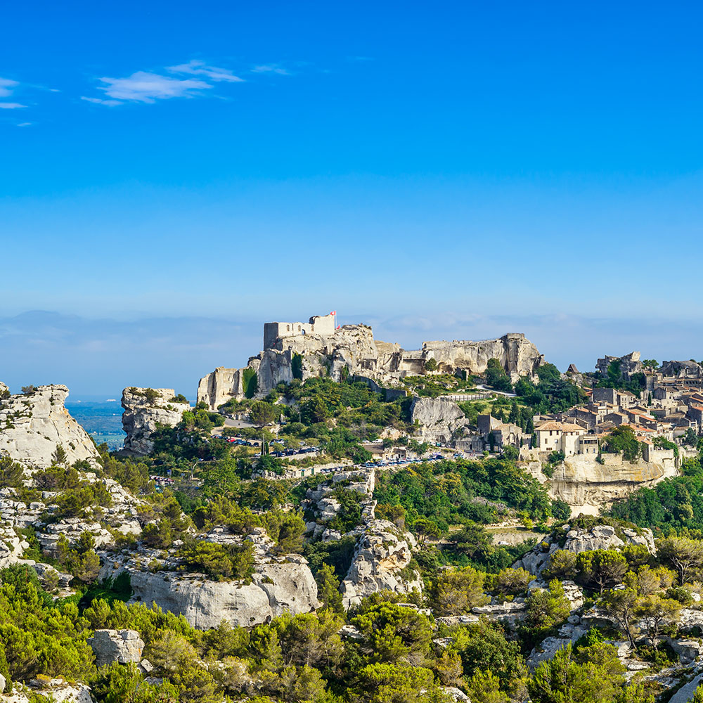WALK: LES BAUX & THE ALPILLES