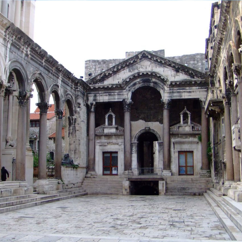 Palace of the Emperor Diocletian, Split