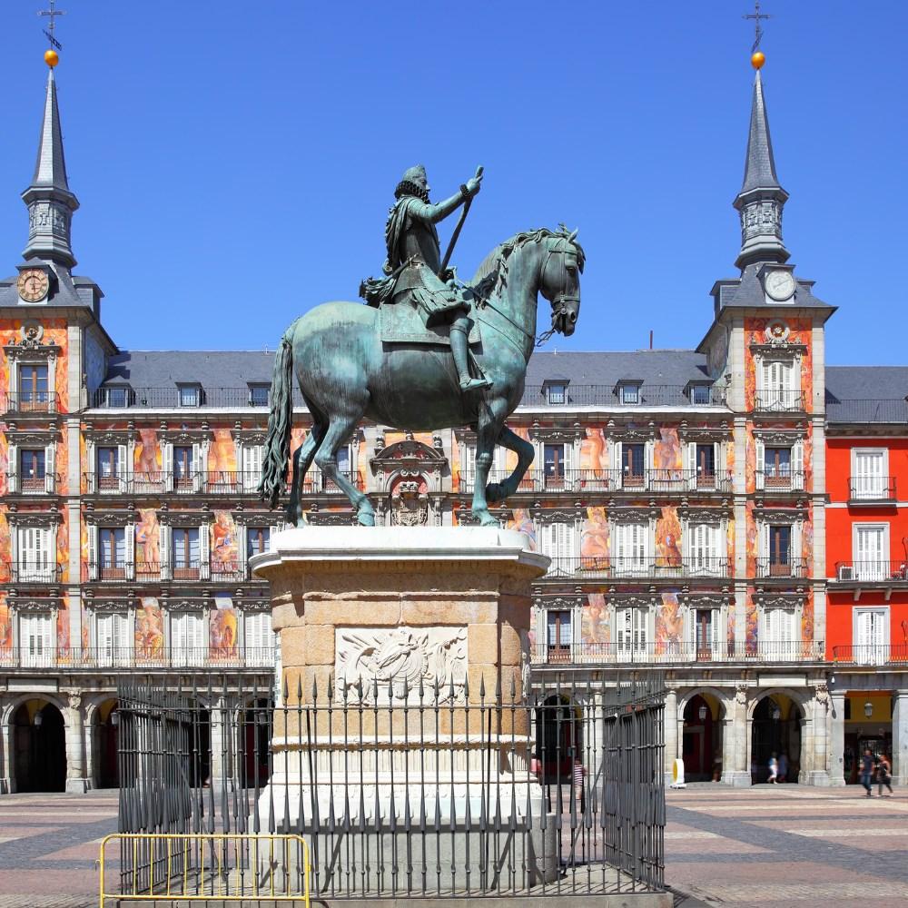 Madrid spain escorted tours