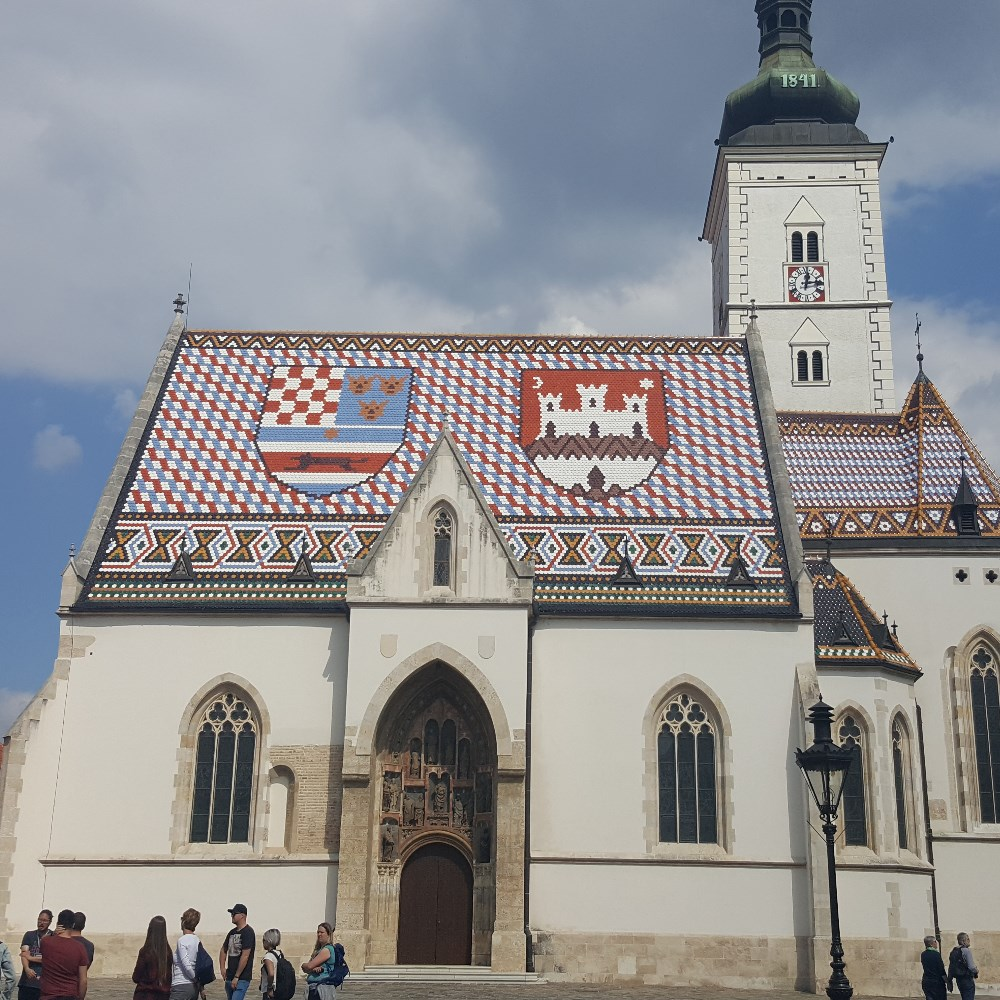 Parliament Building, Zagreb