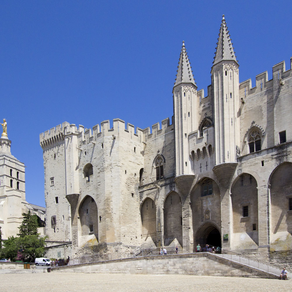 Pope's Palace, Avignon