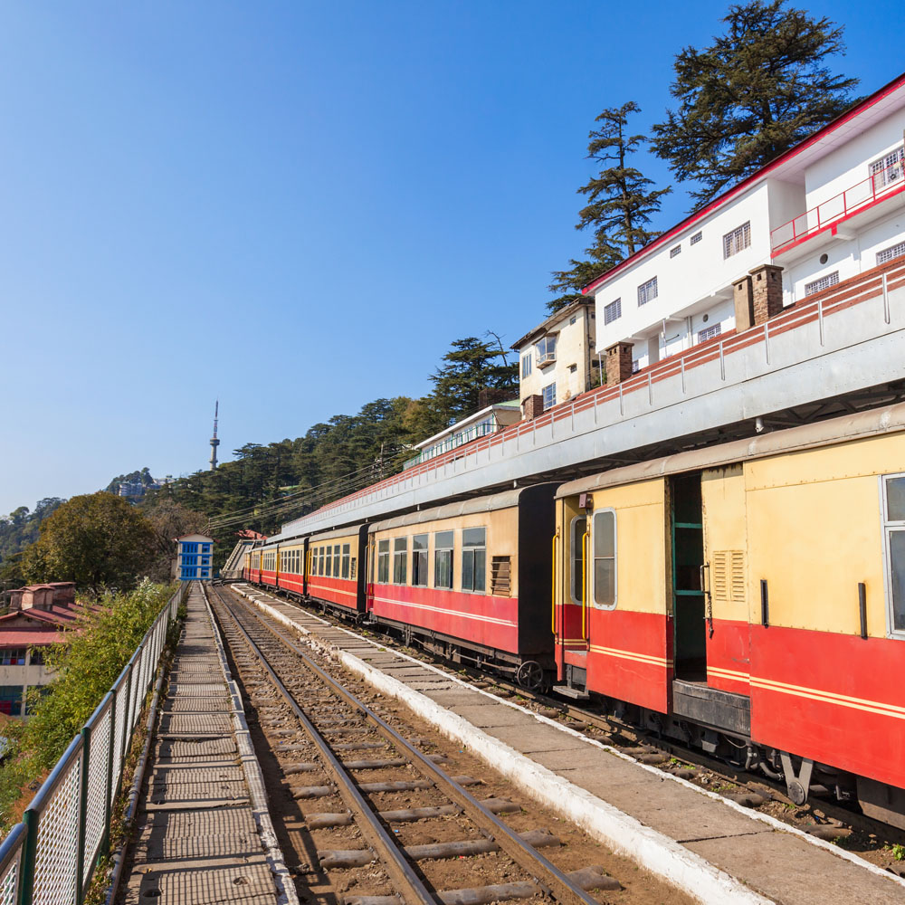 'Toy train' to Shimla