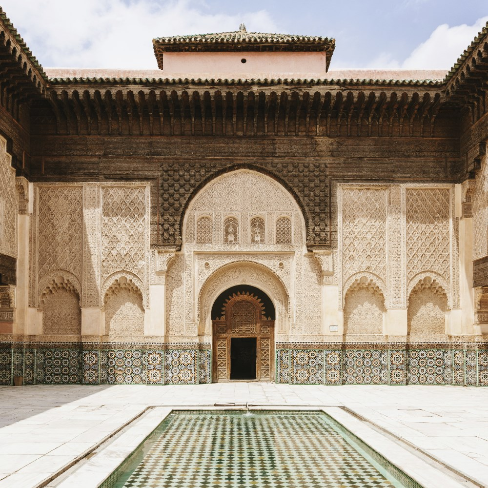 MARRAKESH & THE SAADIAN TOMBS