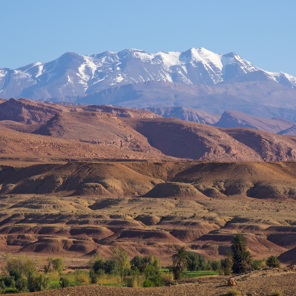 ATLAS MOUNTAINS & MARRAKESH